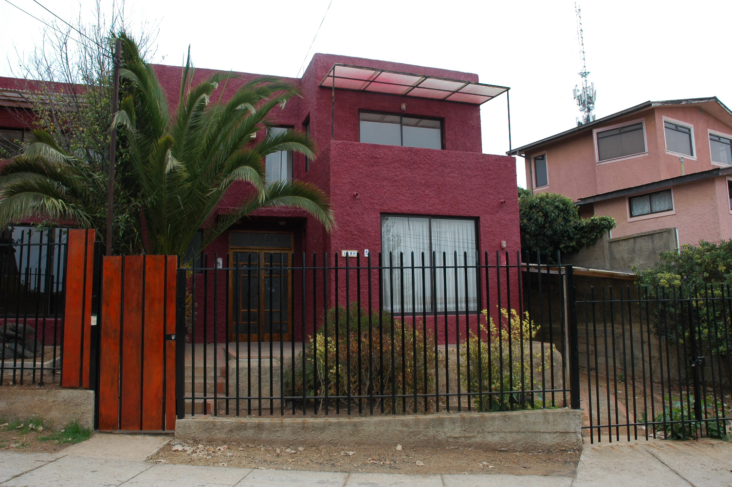 Casa Estilo Mediterraneo en Viña